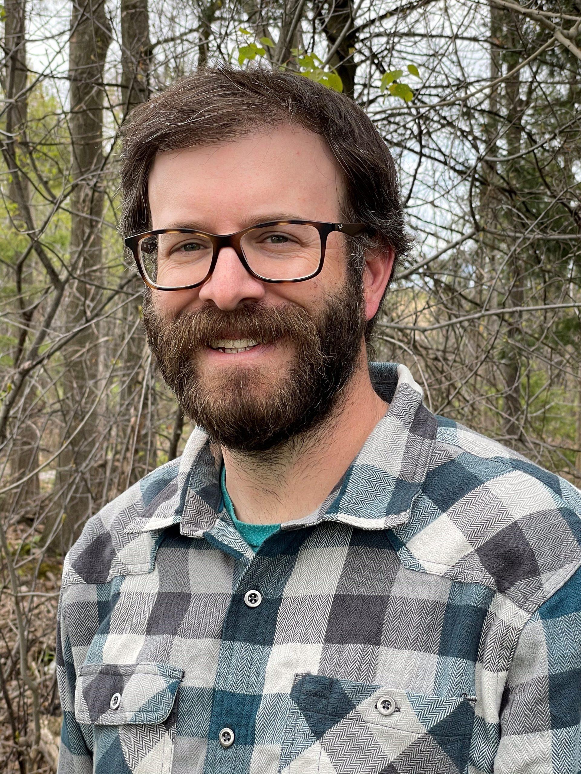 Dr. Brian Daniels Portrait